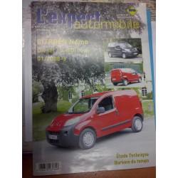 revue technique RTA  pour citroen nemo 1.4 HDI 01/2008  no 510