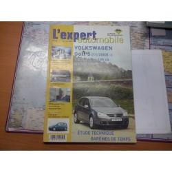 revue technique RTA  pour  GOLF 5 1.9 TDI  11/2003   NO 436