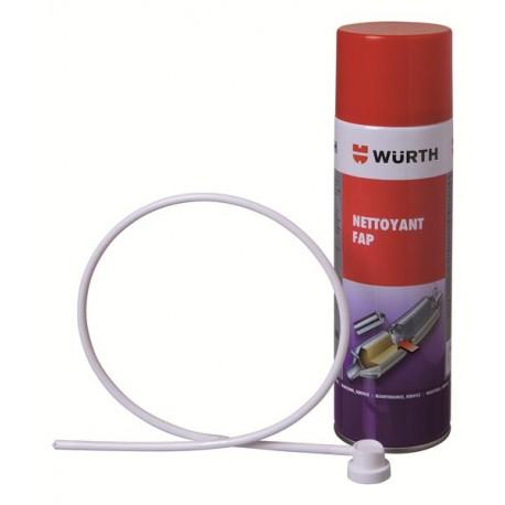 Spray wurth Nettoyant FAP Filtre a Particule pour vw ford peugeot citroen etc ...( en bombe ) Référence 5861 014 500