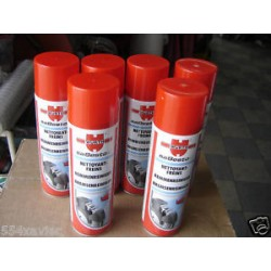 nettoyant frein wurth  moto 12 x 500 ml en bombe super puissant ! tambour 	ref 0890 108 7