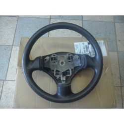 206 volant de direction standard (non cuir) etat impeccable  ! de 2000 a 2007 emplacement air bag