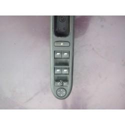407 commande leve vitre electrique avec 4 vitres electrique serie 1 /2 + retro rabat elec
