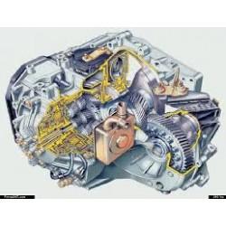 boite auto PEUGEOT 607  112000 kms Phase  2.2 HDI 16V FAP 136  mc  2004 Réf. constructeur2222 J1 Réf. pièce 4HP20