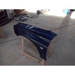 aile avant GAUCHE peugeot 206 XS CABRIOLET  de 98 a 06 couleur bleu nacree