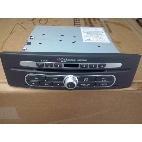 renault laguna 2 cd player mp3 radio autoradio cd cabasse 8200326998 avec son code security. Black Bedroom Furniture Sets. Home Design Ideas