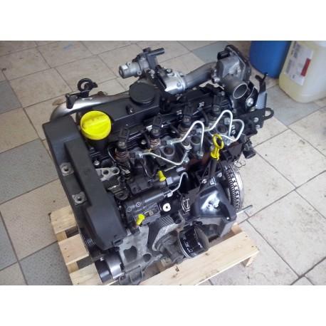 moteur k9k732 k9k 732 megane 2 1 5 dci 106 cv 84850 kilometres avec distribution neuve injection