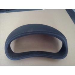 206 RC tout modele casquette de tableau de bord  (compteur)  en cuir d origine peugeot