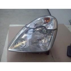 phare renault modus   optique Projecteur principal avant gauche depuis 2004 a 2007   ref 8200652043