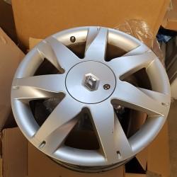 "Jante aluminium - Renault Megane II ""Steppe"" - 6.5 x 17"" ET49 - 4 trous"