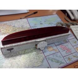 feu suplementaire 3 ème feu stop arrière central NEUF!! CLIO 2 Phase 2 origine renault rouge ref 7700410753