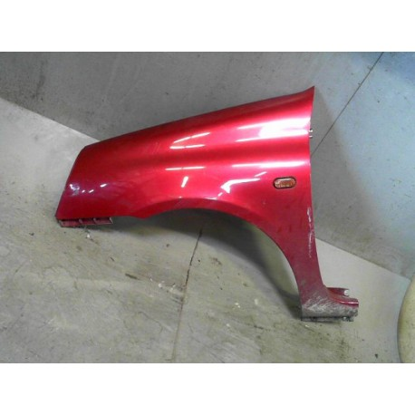 aile avant gauche clio 2 phase 2 de 2001 a 2010 rouge metal nacree ref 7701473448 paint te876. Black Bedroom Furniture Sets. Home Design Ideas