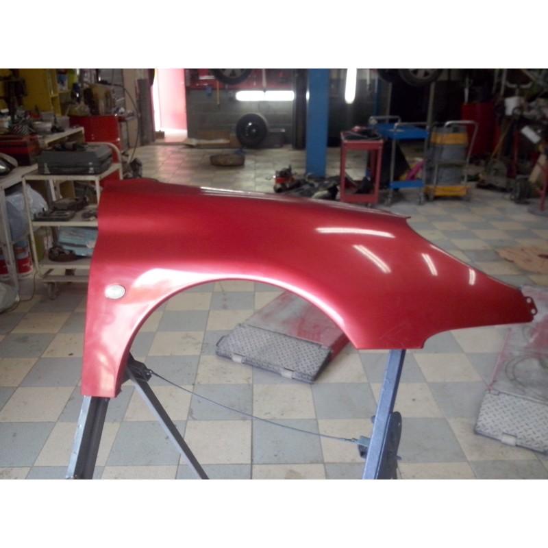 aile avant droite peugeot 206 de 98 a 06 couleur rouge lucifer. Black Bedroom Furniture Sets. Home Design Ideas