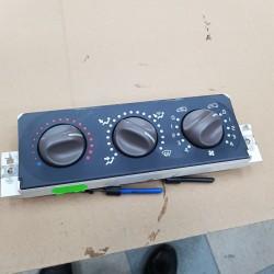 boitier commande ventilation  chauffage manuel twingo DEPUIS 93 a 98  4 vitesses ! AVEC RECYCLAGE