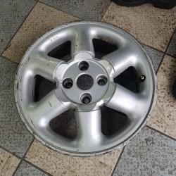 jante aluminium renault ref 7700437977 6Jx15 4x100 ET43 Renault Scenic Mk1