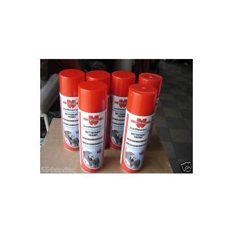 degraissant nettoyant frein 12 x 500 ml en bombe super puissant ! wurth