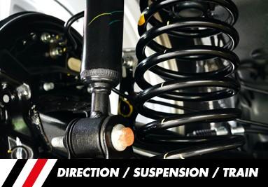 Direction / Suspension / Train